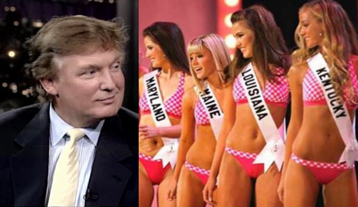 ¿Que piensas de los concursos de belleza? Republican-Trump-and-the-Nude-Miss-USA-Pageants