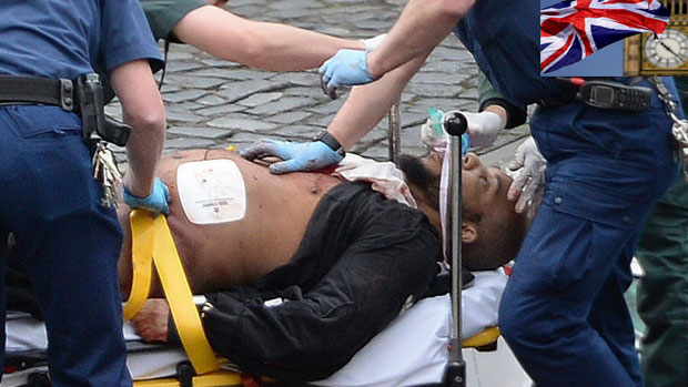 Parliament Terrorist Khalid Masood was actually British Born and English