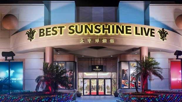 best sunshine live casino