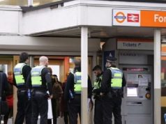 London Stop and Search